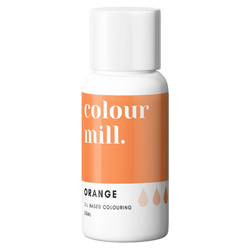 Colour Mill Oil Based Colouring Orange 20ml