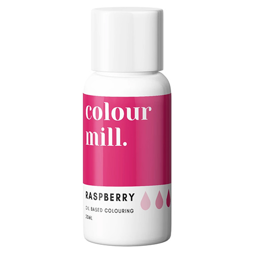 Colour Mill Oil Based Colouring Raspberry 20ml
