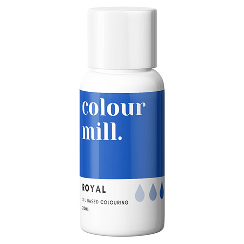 Colour Mill Oil Based Colouring Royal 20ml