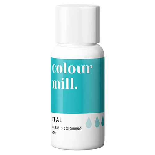 Colour Mill Oil Based Colouring Teal 20ml