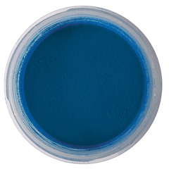 Colour Splash Edible Dust Matt Bright Blue