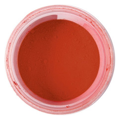 Colour Splash Edible Dust Matt Poppy Red