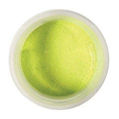 Colour Splash Edible Dust Pearl Lime