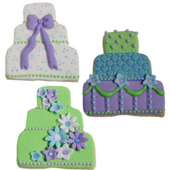 Cookie Texture Sets Mini Wedding