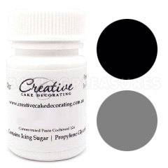 Creative Cake Natural Food Colour Paste - Black