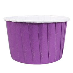 Culpitt Purple Baking Cups