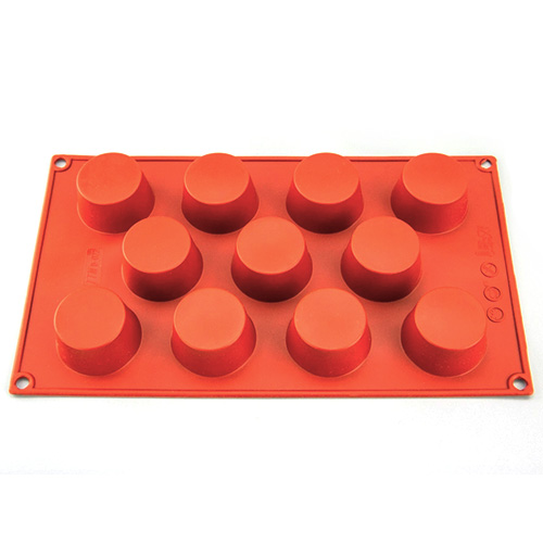 Cupcake Silicone Baking Mould 11 Cavity