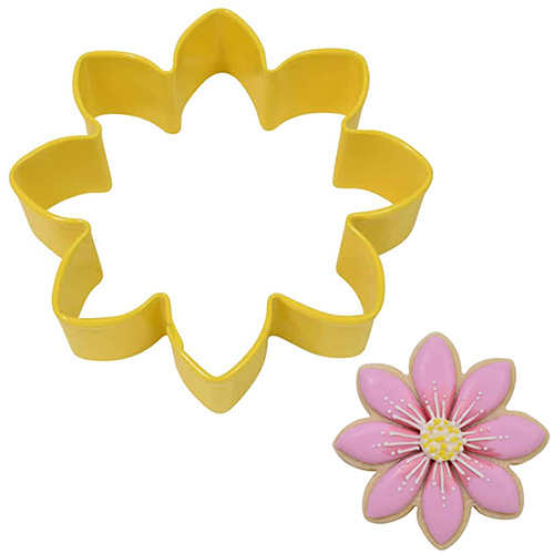 Daisy Yellow Cookie Cutter