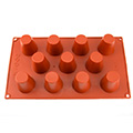 Dariole Silicone Baking Mould 11 Cavity