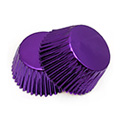 Purple Foil Mini Baking Cups (#360) 240pcs