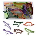 Dinosaur Cookie Cutter Set 6pcs
