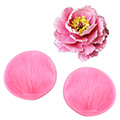 Double Sided Round Peony Petal Veiner
