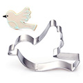 Dove Stainless Steel Cookie Cutter
