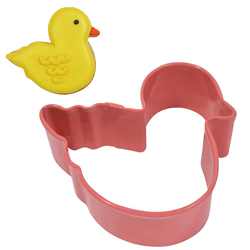 Duckling Pink Resin Cookie Cutter