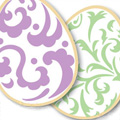 Easter Egg Cutter & Stencil Set