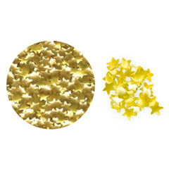 Edible Gold Stars Glitter