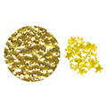 Edible Glitter Stars Gold 4.5g
