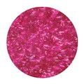 Edible Glitter Flakes Pink 28g