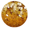 Edible Glitter Squares Gold 4.5g