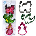 Fairy Tale Cookie Cutter Set 3pcs
