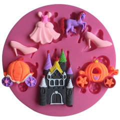 Fairy tale Silicone Mould