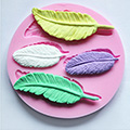 Feather Silicone Mould