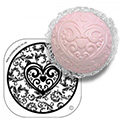 Fifi Cupcake Topper Mould
