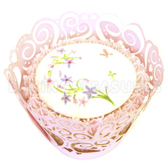 Katy Sue Floral Meadow Cupcake Mould