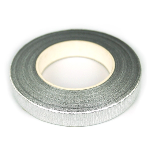 Floral Tape Silver