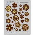 Flower Fun Fondant Mould