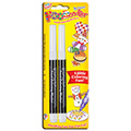 FooDoodler Thin & Thick Black Edible Pens 2pk