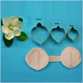 Gardenia (Christmas Rose) Cutter & Veiner Set