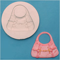 FPC Sugarcraft Handbag D1 Silicone Mould