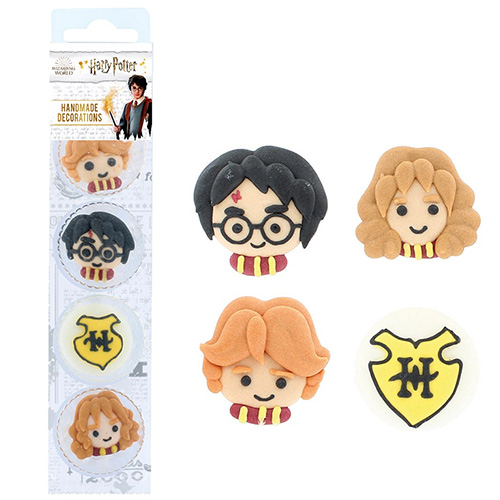 Harry Potter Edible Cupcake Toppers 8pcs
