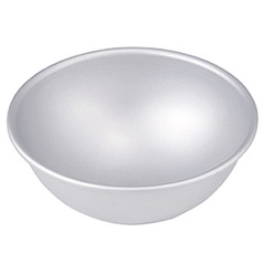 Mini Hemisphere/Ball Cake Pan/Tin 4 Inches