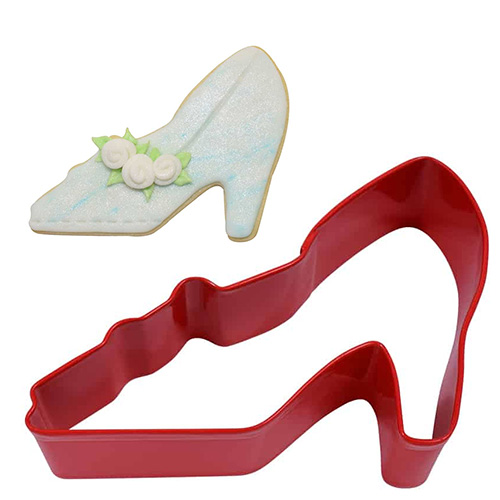 High Heel Red Cookie Cutter