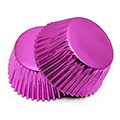 Hot Pink Foil Baking Cups 240pcs