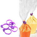 Icing Bag Ties 5pcs