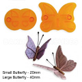 JEM Butterfly Cutters 2pcs