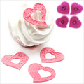 JEM Cutters Fantasy Hearts Cutters 4pcs