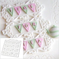 Katy Sue Bunting Alphabets Design Mat