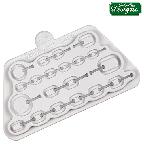 Katy Sue Chains Silicone Mould QFS