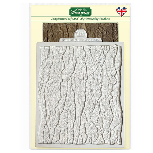 Katy Sue Continuous Tree Bark Silicone Mould
