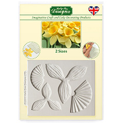 Katy Sue Daffodils Silicone Mould