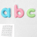 Katy Sue Domed Alphabets Lower Case Design Mat