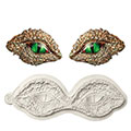 Katy Sue Dragon Eyes Silicone Mould