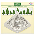 Katy Sue Fir Christmas Trees Silicone Mould