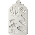 Katy Sue Fish, Seaweed and Coral Silicone Mould