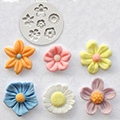 Katy Sue Flowers Silicone Mould