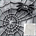 Katy Sue Halloween Spiders & Web Design Mat